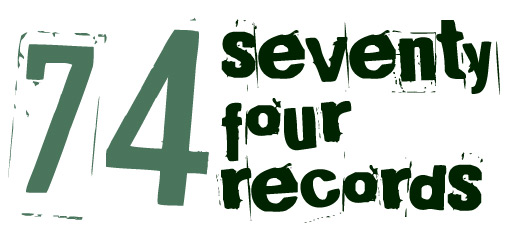 74 Records Logo