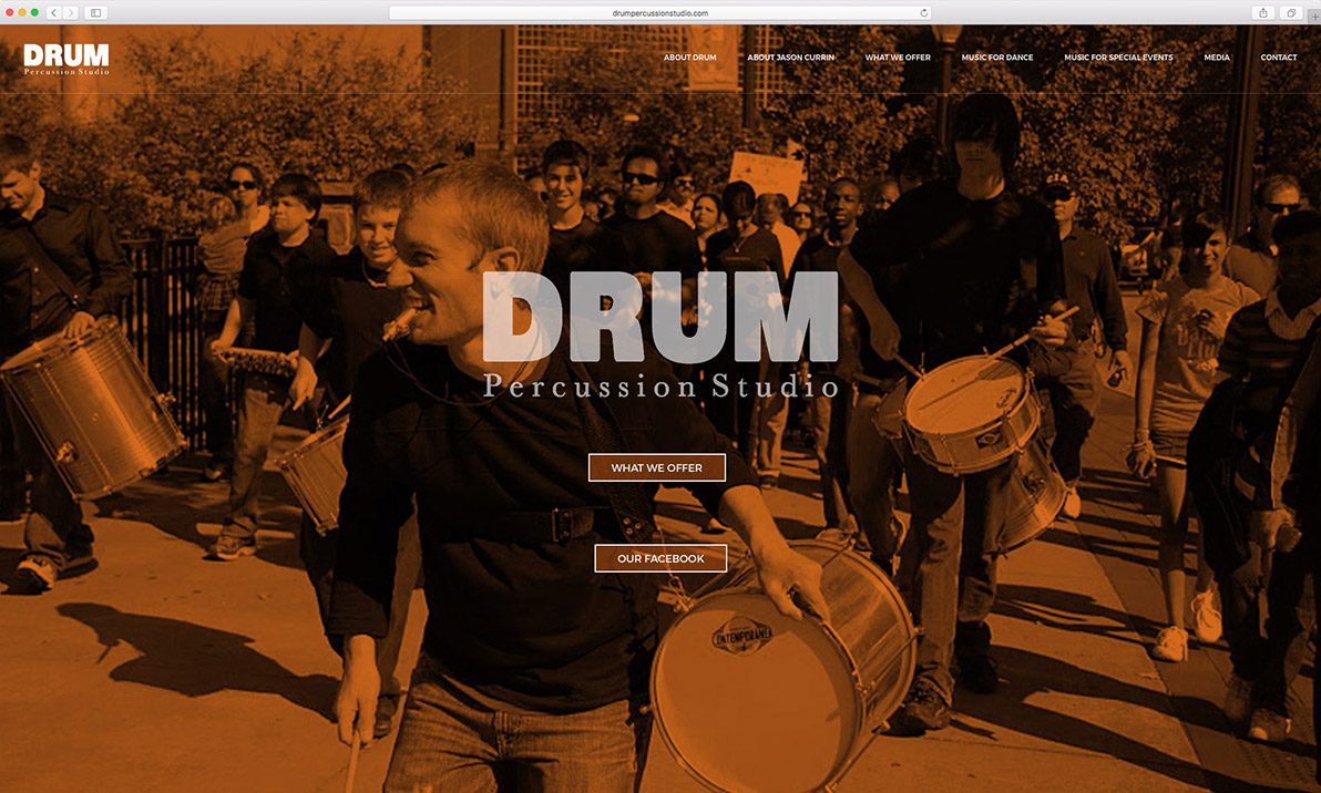 DRUM Website