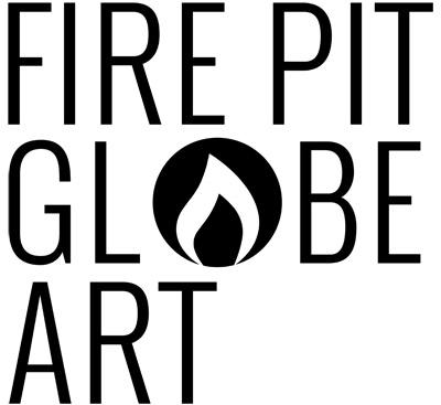 Fire Pit Gobe Art Logo